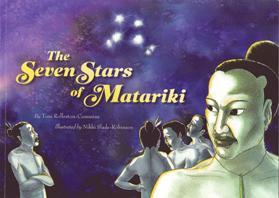 The seven stars of Matariki