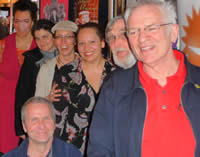 Political Poets with chairman David Grgory