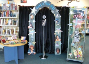 Stars in our Eyes at Shirley Library