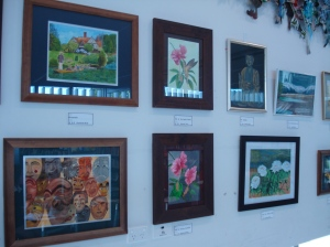 Chichi Greemteo Painting Exhibition
