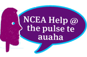 NCEA help at the pulse / te auaha
