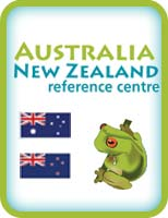 Explore the Australia / New Zealand Reference Centre