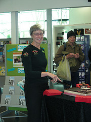 South Library Cake Day