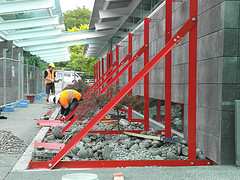 South Library Strengthening