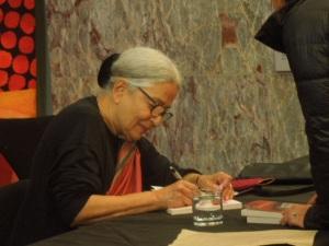 Anita Desai at AWRF 2013