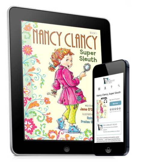 Fancy Nancy Super Sleuth
