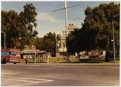 Photo of bus in Victoria Square