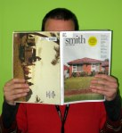 Photo of Smith Journal by Roberta Smith