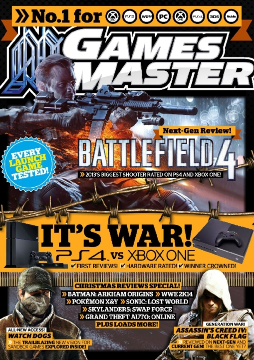Cover of Games master