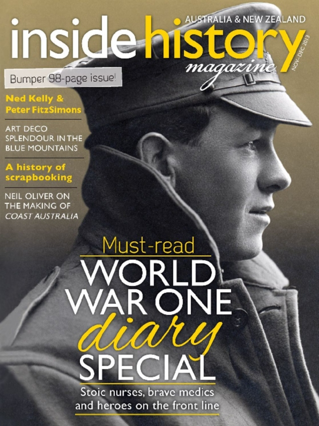 Cover of Inside History