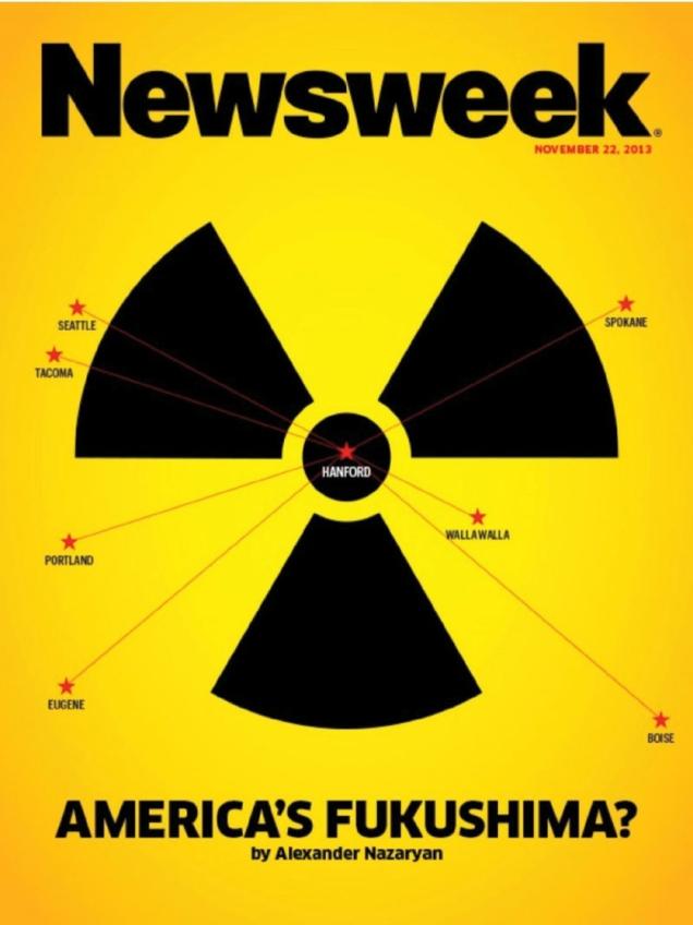 Cover of Newsweek