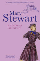 Cover for Wildfire at Midnight by Mary Stewart