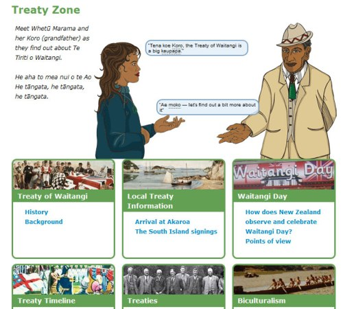Treaty Zone