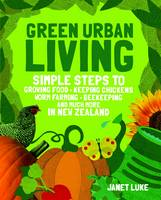 Cover of Green Urban Living