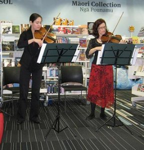 NZ Music Month at Christchurch City Libraries