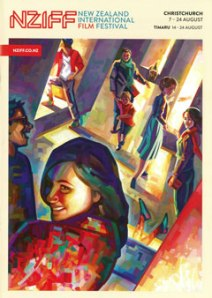 Cover of the Film Festival brochure