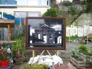 Lyttelton billboard by Jae Renaut