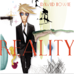 Cover of Reality by David Bowie