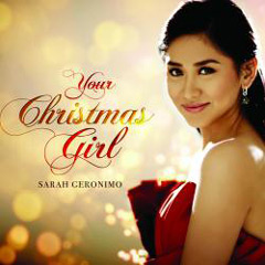 Cover of Your Christmas Girl by Sarah Geronimo