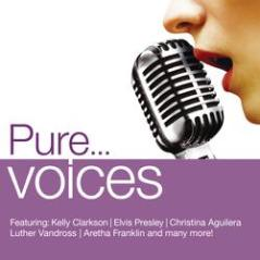 Cover of Pure... Voices