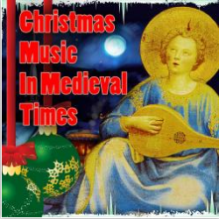 Album cover: Christmas Music in Medieval Times