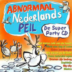 Cover of Abnormaal Nederlands Peil