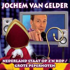 Cover of Nederland Staat Op Z'n Kop