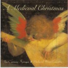 Album cover: A Medieval Christmas