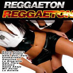 Cover of Reggaeton