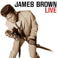 Cover of James Brown Live