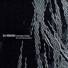 Cover of STEPPING STONES - The Self-Remixed Best DJ Krush