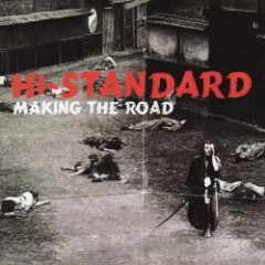Cover of  Making the Road Hi-Standard