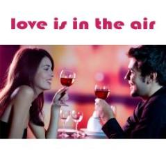 Cover of Love is in the Air