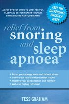 Book cover of Relief from Snoring