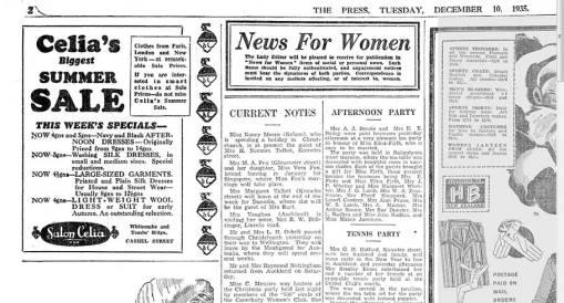 The Press 1935