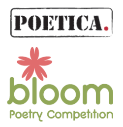 Poetica and Bloom Poetry Competition