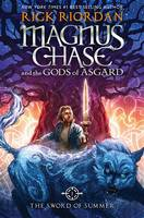 Cover of Magnus Chase and the Gods of Asgard 1