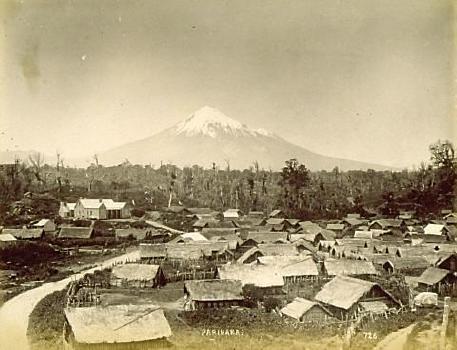 Parihaka by Josiah Martin, [ca 1880]