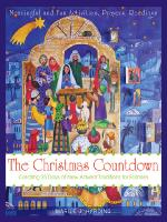 Cover of The Christmas countdown