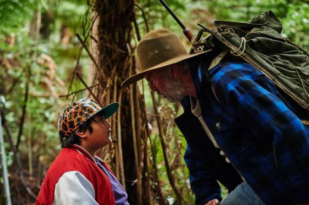 Ricky and Uncle Hec, Hunt for the Wilderpeople