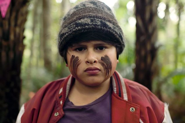 Julian Dennison as Ricky Baker