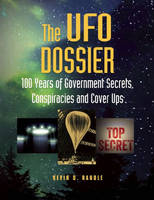 Cover of The UFO Dossier by Kevin D. Randle