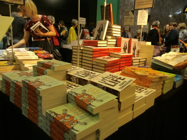 books at awf16