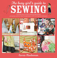 Cover of The Buys Girls Guide to Sewing