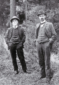 Dr Cockayne and Harry Ell [1904] CCL PhotoCD 6, IMG0058