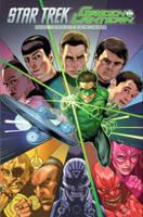 Cover of Star Trek, The Green Lantern