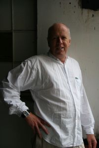 Kiwi YA author, Ted Dawe