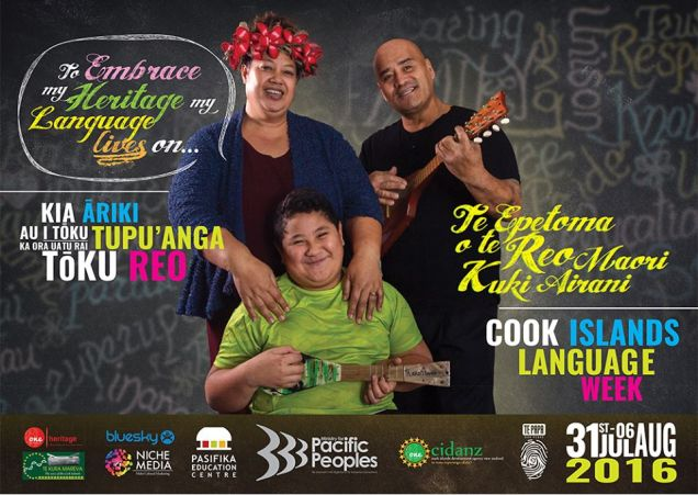 Cook Islands Language Week 2016