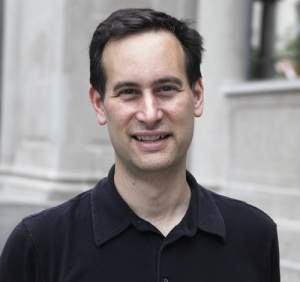 David Levithan. Image supplied