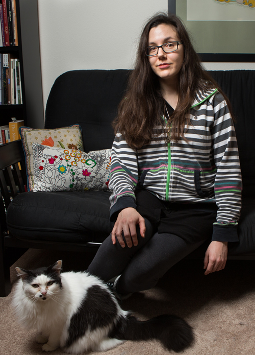 Elissa Washuta. Photo by Elizabeth Ogle. Image supplied.